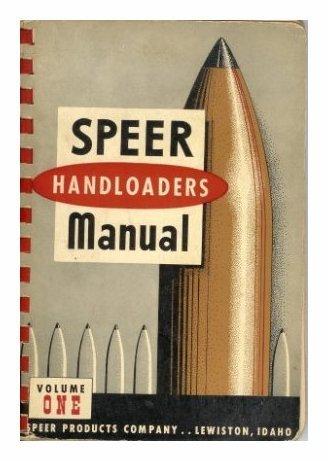 speer reloading manual 14 pdf