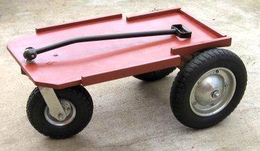 Kerosene Heater and Utility Carts