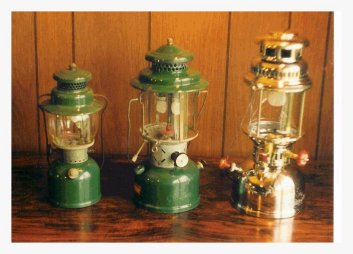 Rebuilt Petromax Lanterns Are Now Available For Very